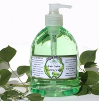 bath gellee rosemary mint